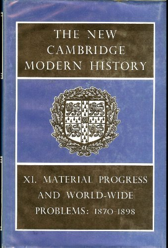 The New Cambridge Modern History