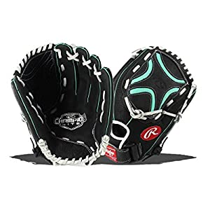 Rawlings Champion Decorative X Web Lite Softball Gloves