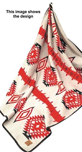 Cabin Fever Pueblo 60x80 inch Blanket