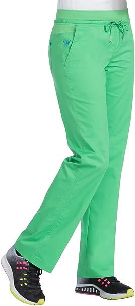 Med Couture Signature Pantalones de Yoga con cordón para Mujer ...