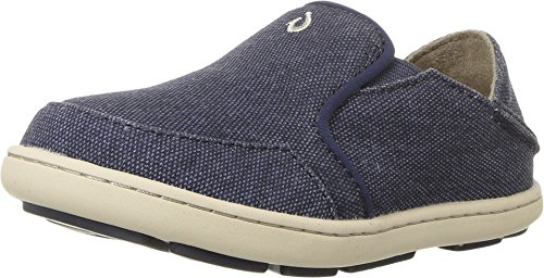 OLUKAI Nohea Lole Boy's Trench Blue/Trench Blue - 13 M US Little Kid ()
