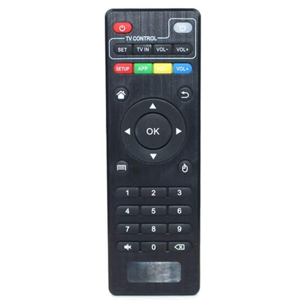 Mings 1 Pcs de télécommande- convient pour MXQ M8 T95M T95N