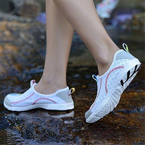 C Shoes Running Casual Shoes Diving Shoes Mesh Men Women And Sports Wading SHINIK Mesh Swimming SqwxCZn6X