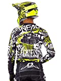 O'Neal 0008-804 Unisex-Adult Element Attack Jersey