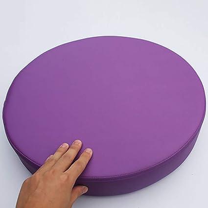 Strange Amazon Com Round Bay Window Seat Cushions Waterproof Machost Co Dining Chair Design Ideas Machostcouk