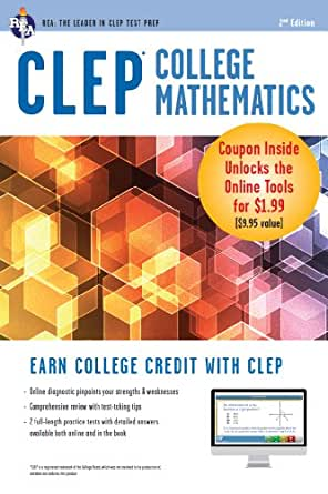 Sports Medicine subjects college mathematics clep test