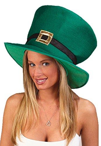 St Patricks Day Green Oversized Hat -