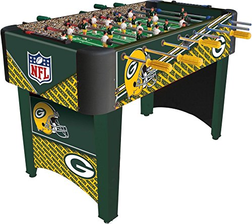 NFL Green Bay Packers Team Foosball Table by Imperial