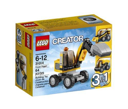 LEGO Creator 31014 Power Digger - Lego Truck Creator