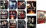 Supernatural Season 1-12 Bundle