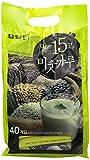 [HEALTH TEA] Korea Food 15 Grains Powder Made of Mixed Grains Tea 20g x 40T 마가 들어간 15곡 미숫가루 For Sale