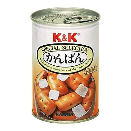 4号缶 国分 乾パン 24個