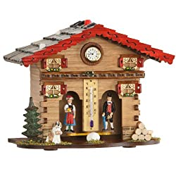 Trenkle Exclusive German Black Forest weather house TU 849