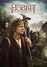 The Hobbit: An Unexpected Journey (plus bonus features)