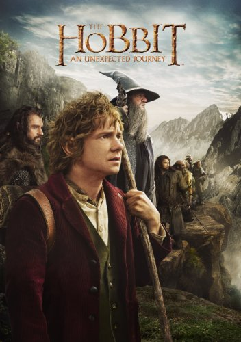 The Hobbit: An Unexpected Journey (plus bonus features) (The Adventures Of Tom Bombadil First Edition)