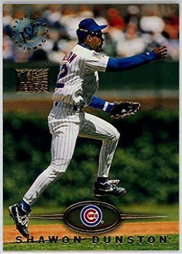 1995 Stadium Club First Day Issue #29 Shawon Dunston NM-MT - Club Day Issue First Stadium