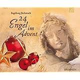 24 Engel im Advent: Aufstellkalender