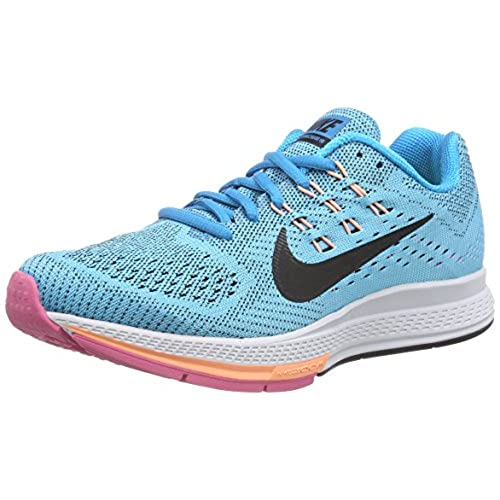 27e03fb2dae 30%OFF Nike Air Zoom Structure 18 Running Shoe - Women s Blue Lagoon Pink