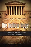 The Hollow Hope, Gerald N. Rosenberg, 0226726711