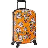 Ninewest Luggage 20' Expandable Hardside Spinner Carryon, Orange Tropic