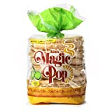 Kim's Magic Pop Onion Flavor 12-Pack: Freshly Popped Rice Cakes, Healthy Grain Snack, 0 Weight Watchers Point Review