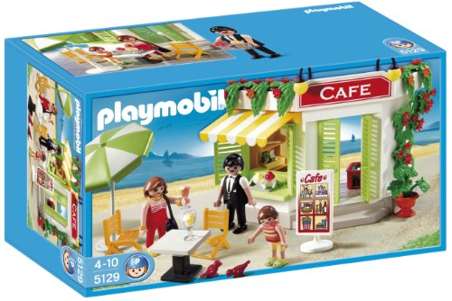 PLAYMOBIL® Harbor Cafe
