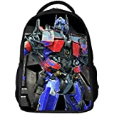 Better Vie Transformers Backpack Children School Bag (Blue)