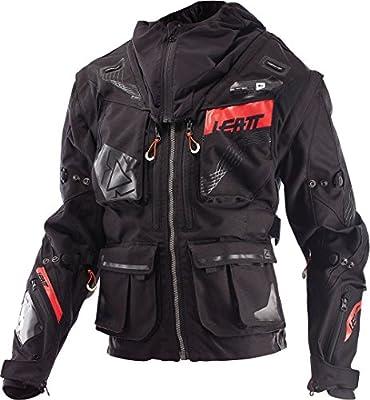 2cad72bd522ef Leatt Chaqueta GPX 5.5 Enduro Negro Gris - M  Amazon.es  Coche y moto