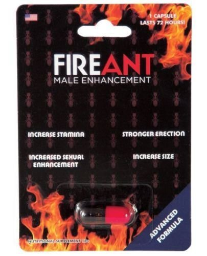 6-fire-ant-male-enhancement-pills-advanced-formula-72-hours-1000mg-by-male