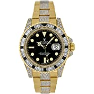 Rolex GMT Master II Automatic-self-Wind Male Watch 116758 (Certified Pre-Owned)