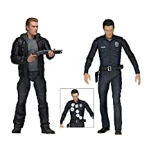 Terminator: The new start-up Genesis / 7 Inch Action Figure: Set of 2 [Japan genuine]