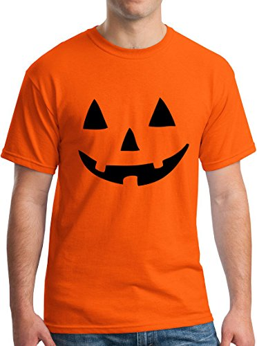 Unicef Halloween Costume (New York Fashion Police Jack O' Lantern Tee Halloween Pumpkin Costume T-Shirt Orange)