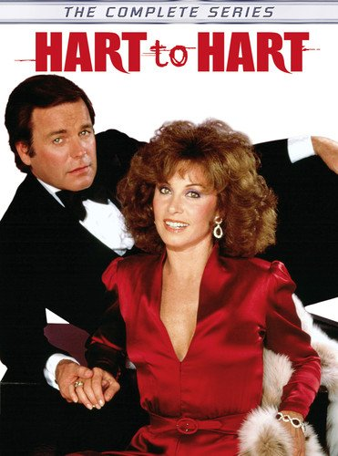 Hart To Hart: The Complete Series Robert Wagner Stefanie Powers Various Shout! Factory