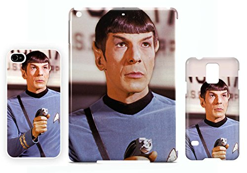 Spock Leonard Nimoy iPhone 4 / 4S cellulaire cas coque de téléphone cas, couverture de téléphone portable
