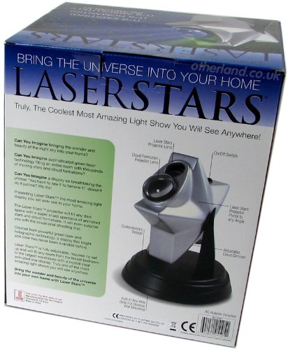Laser Stars Indoor Light Show