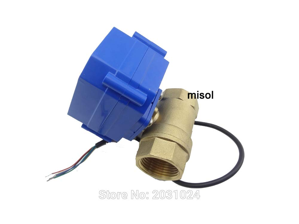 Amazon.com: Válvula de ventilación motorizada Utini, 220 V ...