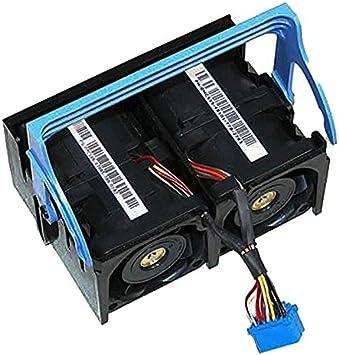 Ventilador Dell 0 MC545 0tc146 Dual Cooling Case Fan Rack 12-Pin PowerEdge 1950: Amazon.es: Electrónica