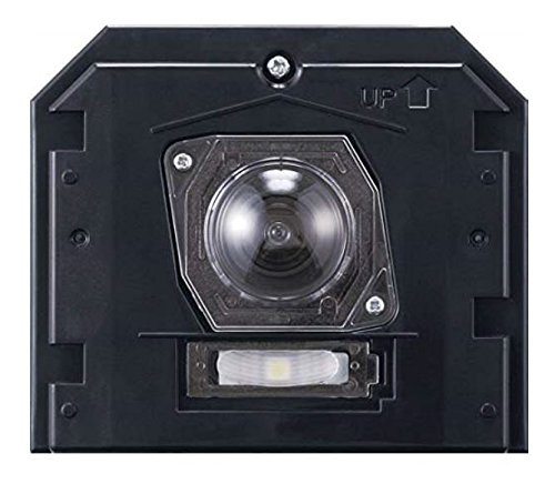 Aiphone Corporation GT-VA Call Switch Module for GT Series, Multi-Tenant Intercom, Entrance Stations, Fire Retardant, ABS Plastic Construction, 4-5/16'' x  3-3/4'' x  5/16'',  Black by Aiphone Corporation