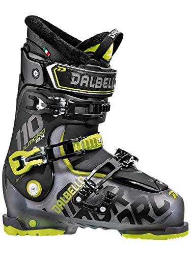 Dalbello Il Moro MX 110 Boot, Black Transparent/Black, 28.5 Dalbello Alpine Ski Boots