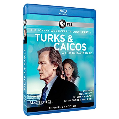Masterpiece: Worricker - Turks & Caicos [Blu-ray]