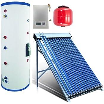 Amazon Com Sunchaser 20 Tube Solar Hot Water Heater