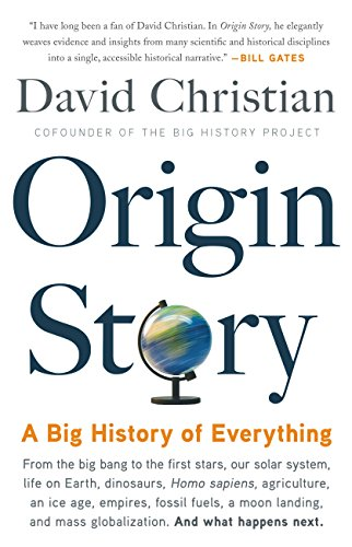 Origin Story: A Big History of Everything Pic