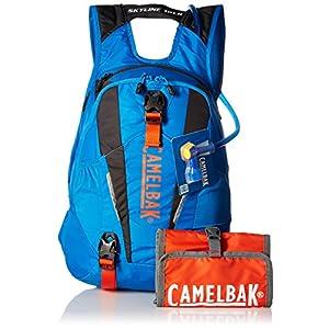 CamelBak 2016 Skyline 10 LR Hydration Pack, Imperial Blue/Black