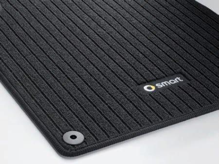 genuine-smart-45168022489g32-smart-fortwo-ribbed-floor-mats-set-of-2