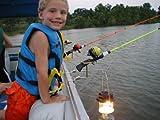 Arnall's Lantern Holder for Pontoon Boats