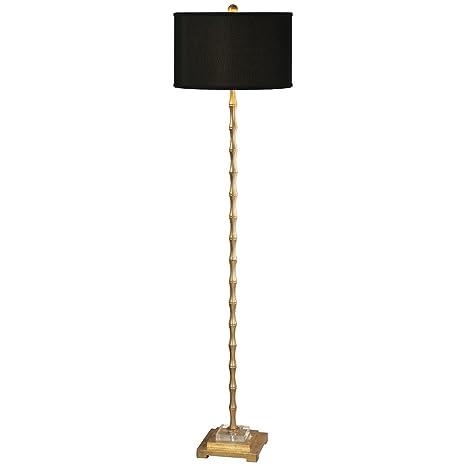 Amazon.com: Uttermost Quindici 28598 – 1 METAL bambú ...