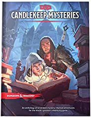 Candlekeep Mysteries (D&D Adventure Book - Dungeons & Dragons) (Dungeons and