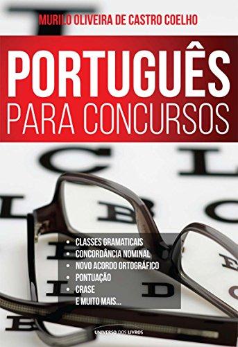 Português concursos Murilo Oliveira Castro ebook