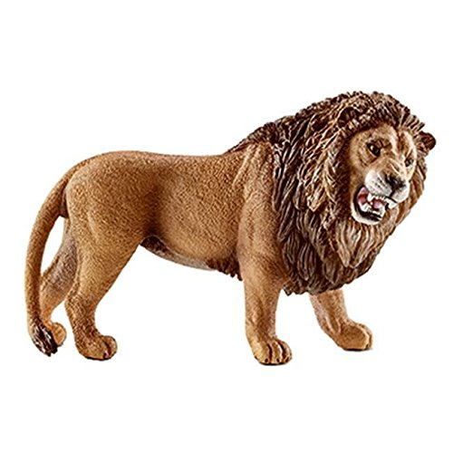 Schleich 14726 Lion Figurine, Brown ^G#fbhre-h4 8rdsf-tg1350739