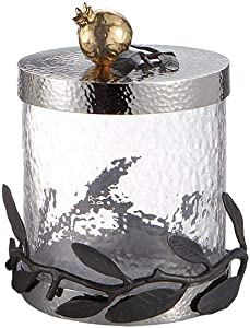Michael Aram Pomegranate Canister Extra Small